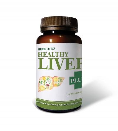 HEALTHY LIVER PLUS / 120 caps